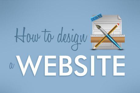who to design website
